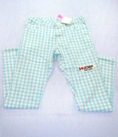 bbea35c1abd4d ジェニィ JENNI 160cm パンツ 長ズボン チェック 新品 女の子 ジュニア 子供服