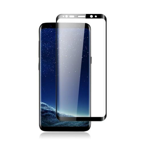 Galaxy S8 /S8+ 全面保護 強化ガラス 液晶保護フ...