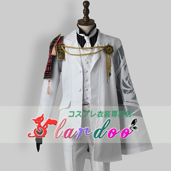 刀剣乱舞 亀甲貞宗   出陣 コスプレ衣装 4月28...