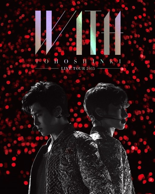 d 新品送料無料 東方神起 LIVE TOUR 2015 WITH(Bl...