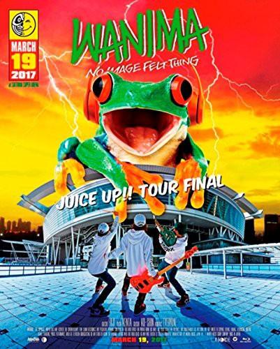 d 新品送料無料 WANIMA JUICE UP!! TOUR FINAL(Bl...