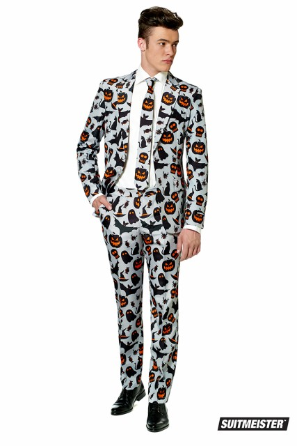 OPPO SUITS SUITMEISTER 【Halloween Grey Icon...
