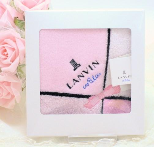 """【メール便164円】ランバンオンブルー""""LANVIN en ..."""