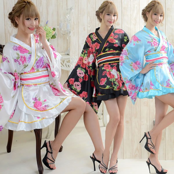 花魁 花魁ドレス 着物ドレス コスプレ 衣装 セー...