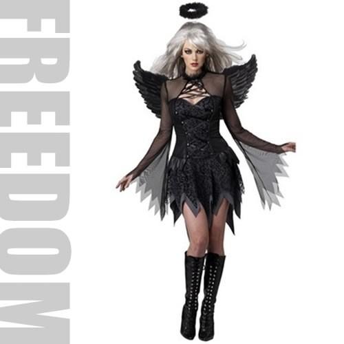 セール sale 黒い天使 エンジェル コスプレ 衣装...