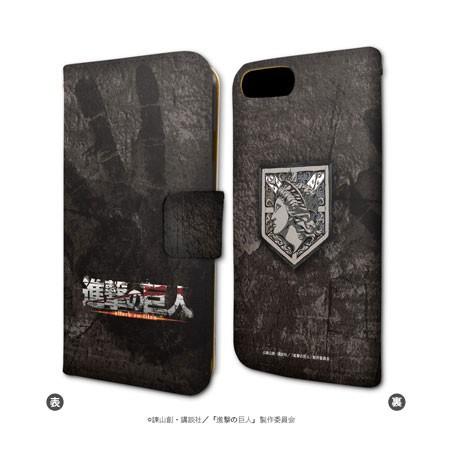 送料無料!進撃の巨人 Season 2◆iPhone6/6s/7兼...