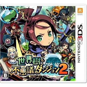 【送料無料(ネコポス)・即日出荷】3DS 世界樹と不...