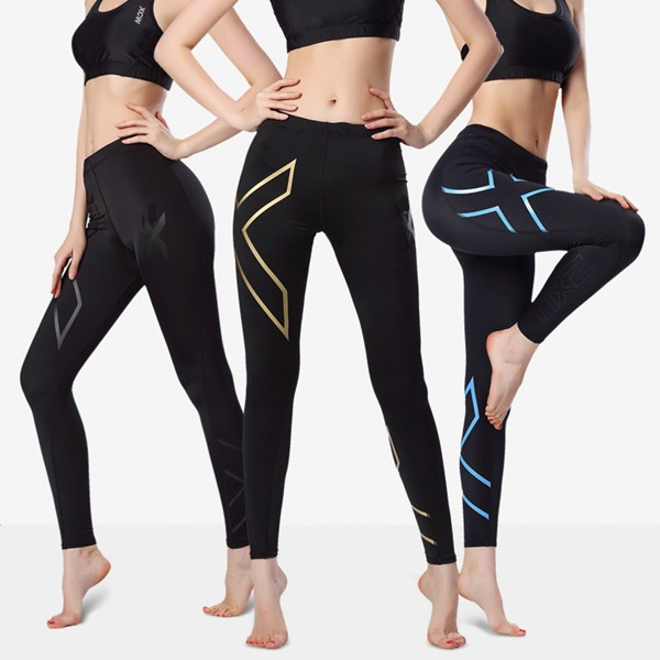 2XU Women's compression Tights コンプレッショ...