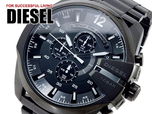 ディーゼル DIESEL クロノグラフ 腕時計 メンズ D...