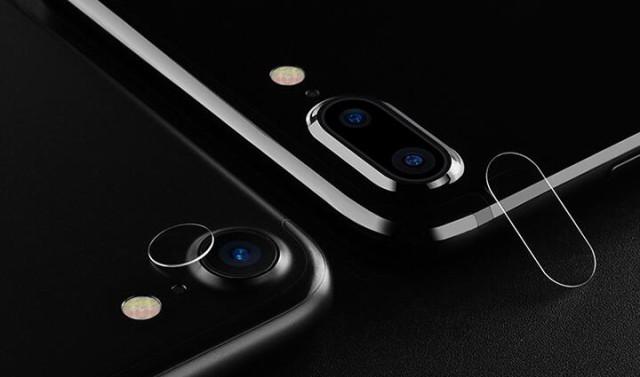 iphone6/7/ 8 カメラ保護フィルム 強化ガラス ...