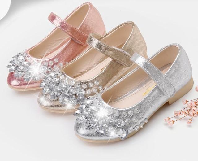 フォーマル靴 子供 キッズ フォーマルシューズ 女...