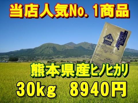 【当店人気No.1商品】28年産九州熊本県産ヒノヒカ...