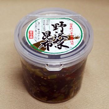【クール配送】野沢菜昆布|信州長野県のお土産(...