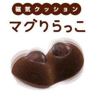 ★「磁気クッション・マグりらっこ(家庭用永久磁...