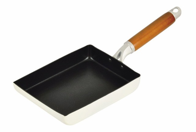 パール金属 卵焼き フライパン 13×18cm IH対応 ...