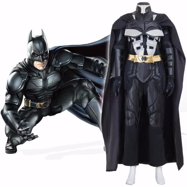 高品質 高級コスプレ衣装 batman バットマン 風 ...