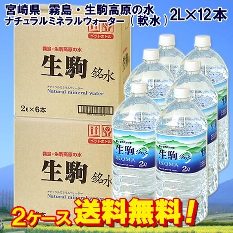 【即出荷】2ケース送料無料! 宮崎県 霧島・生...