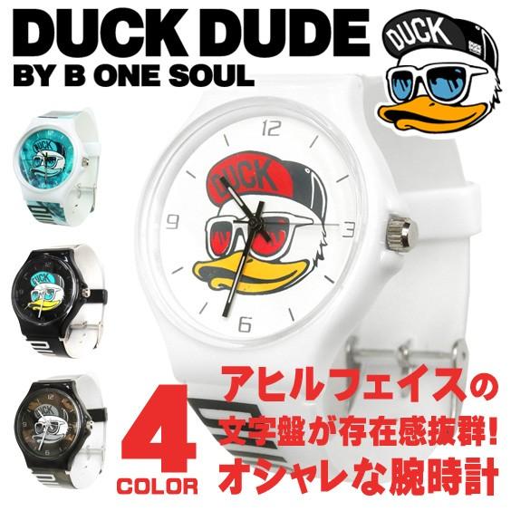 DUCK DUDE 腕時計 ダックデュード ペアウォッチ ...