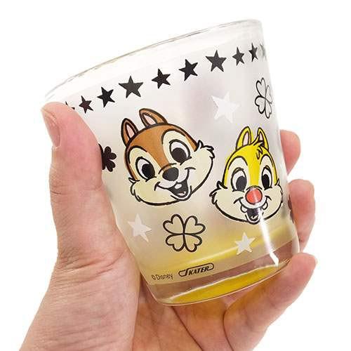 ◆チップ&デール フロストグラス【ディズニーア...