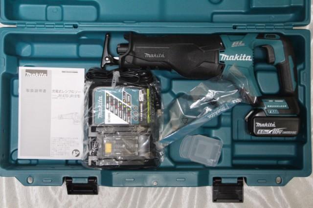 マキタ[makita]18V-6.0Ah充電式レシプロソー JR18...