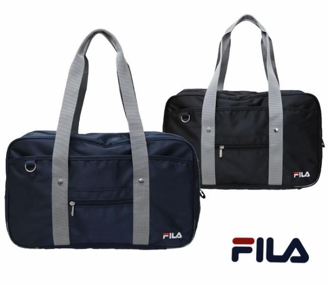 【B4サイズ対応】スクールバッグ FILA フィラ ポ...