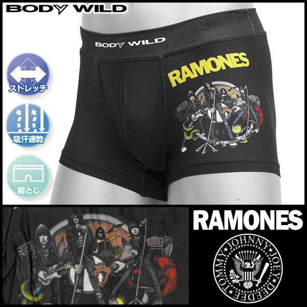 BODYWILD ボディワイルド RAMONES ラモーンズ ボ...