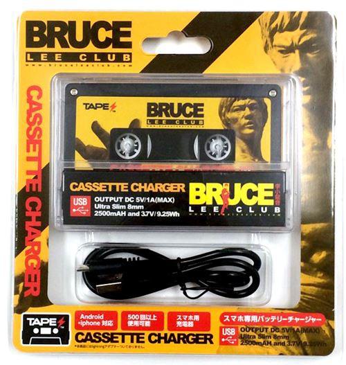 カセットテープ型 バッテリー・チャージャー BRU...
