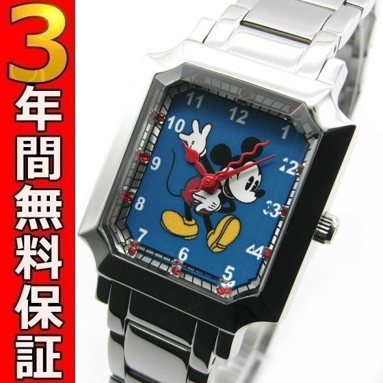 即納可 ディズニー 腕時計 ミッキーマウス MC-161...