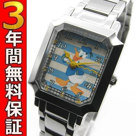 即納可 ディズニー 腕時計 ドナルドダック MC-161...