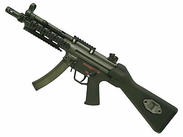 BOLT BRSS : 電動ガン MP5A4 TACTICAL RASハンド...