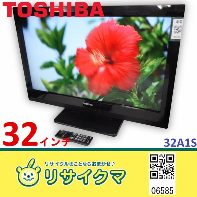 M△東芝 液晶テレビ 2011年 32インチ REGZA 32A1S...
