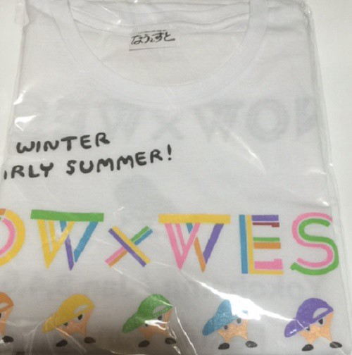 ❥【新品】 ジャニーズWEST・・【Tシャツ】...
