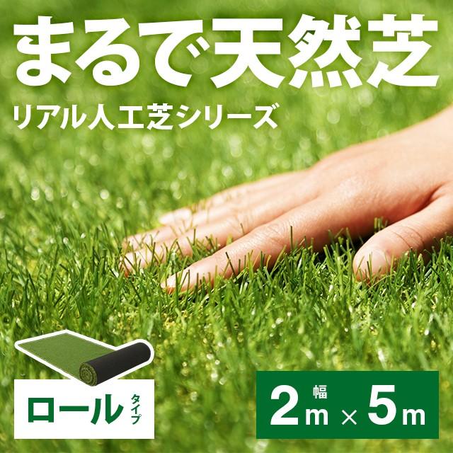 人工芝 ロールタイプ 2m×5m