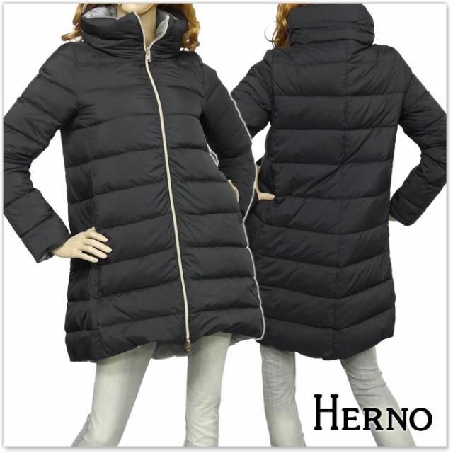【旧作処分セール 60%OFF!】HERNO ヘルノ レデ...