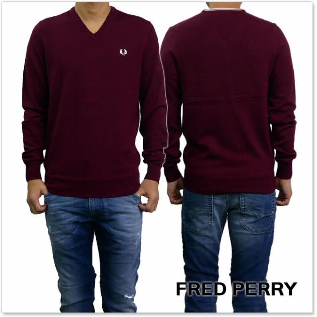 【5%OFF!】FRED PERRY フレッドペリー メンズV...