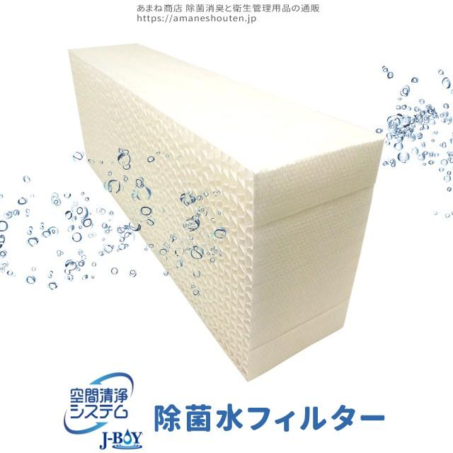 J-BOY 交換用除菌水フィルター SVW-F01 空間清浄...