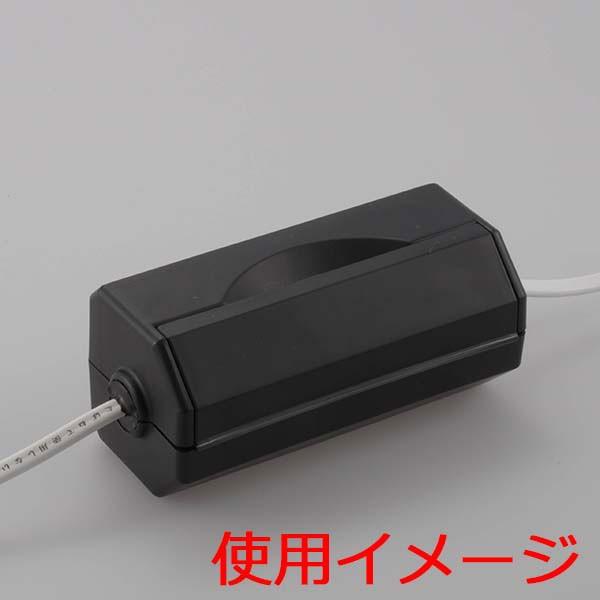 電設資材 防雨型コンセントボックス HS-BOX01 オ...