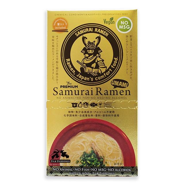 Samurai Ramen UMAMI サムライラーメン旨味 1箱 2...