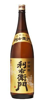 [鹿児島 芋焼酎]利右衛門 25度 1800ml指宿酒造  ...