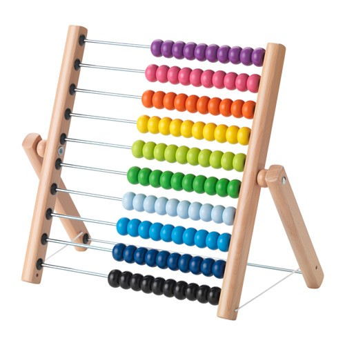 【IKEA】木製おもちゃ★MULAシリーズ・100玉...