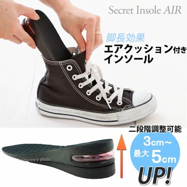 【メール便送料無料】 あげ底 シークレット イン...