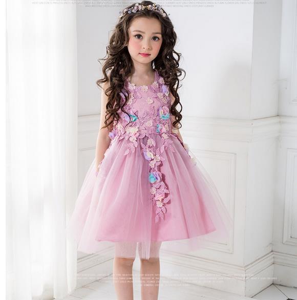 ネイビー ワンピース 子供ドレス フォーマル ド...