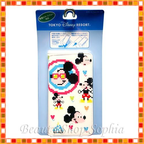 ミッキーマウス デジタルデザイン スマートフォン...