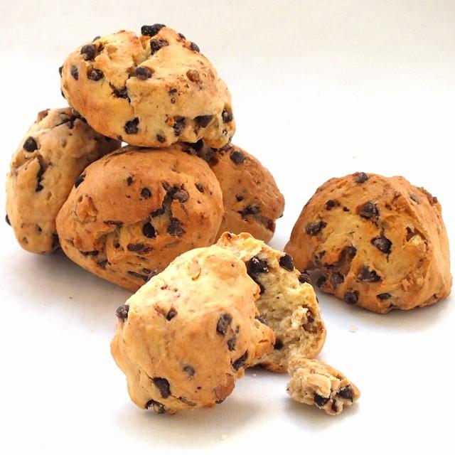 成城石井自家製 チョコと胡桃のスコーン 6ヶ
