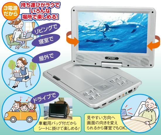 DVDプレーヤーとスピーカー(54060)