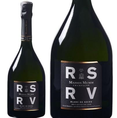 マム RSRV ブラン ド ノワール グランクリュ 2008...