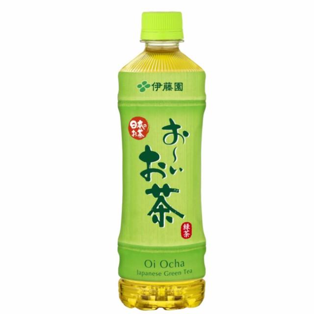 伊藤園 お〜いお茶 緑茶 PET(525ml×24本) ☆@79...
