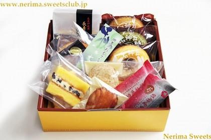 カシュカシュ焼き菓子詰め合わせ3200円
