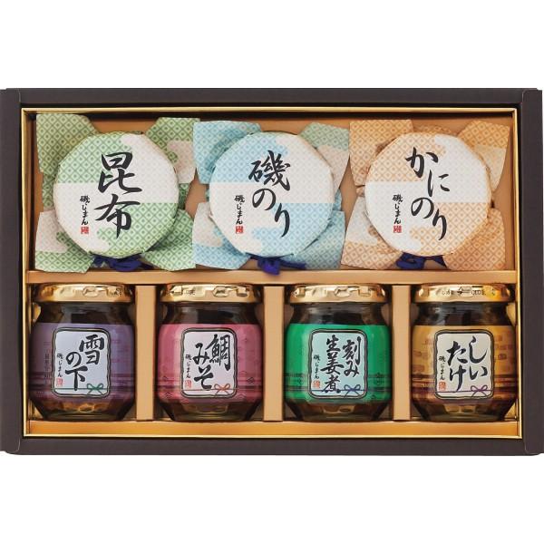 中/磯じまん 和の瓶詰めセット/お惣菜/送料無料/...
