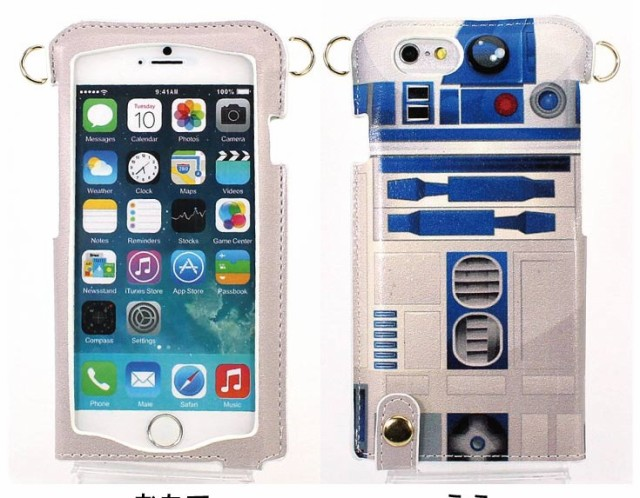 "STAR WARS  iPhone 6/6s (4.7 "")  レザーケース..."